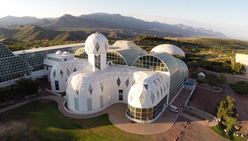 Image of Biosphere 2